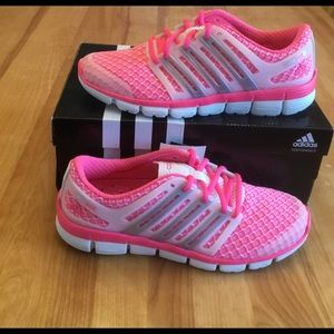 cheaper ec514 2af1f New Womens Adidas Running Shoes ClimaCool CC Crazy